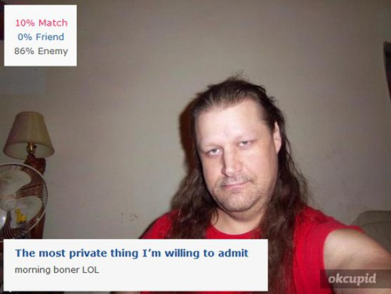 10 Things I Hate About You 1 You Are So Stupid When I M: Funny Online Dating Profiles/pictures.