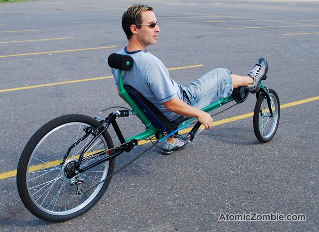 Stupid Modes Of Transportation