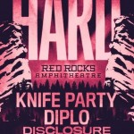 HARD Announces Show at Red Rocks