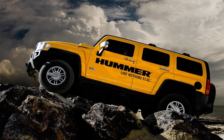 The Fucking Hummer