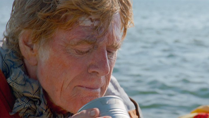 Movie Review: All is lost
