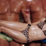Natasha Leggero Hits the Hot Tub