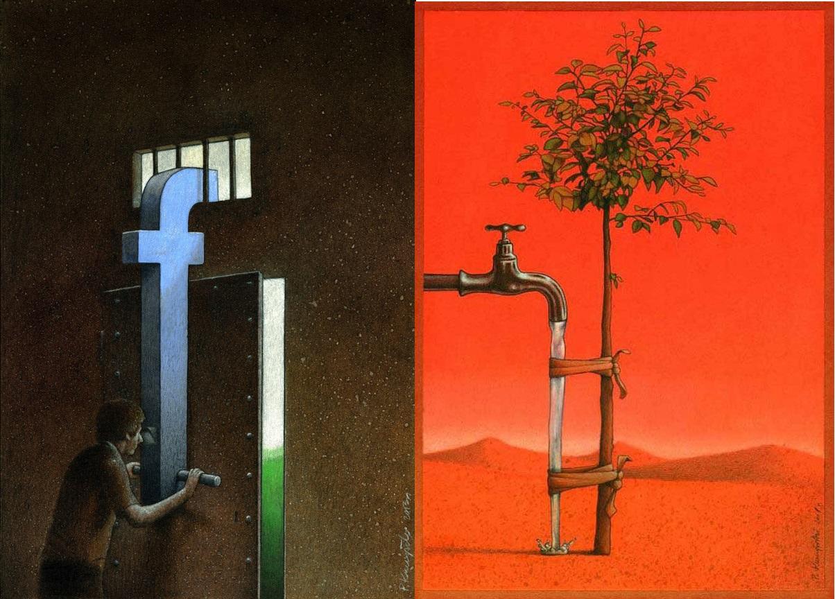 Pawel Kuczynski facebook prison