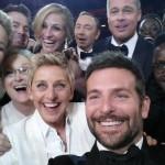 2014 oscars ellen twitter selfie