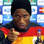 """Jeremy Clarkson calls Didier Drogba """"just a loveable lump"""""""