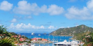 vacationing in st. barts