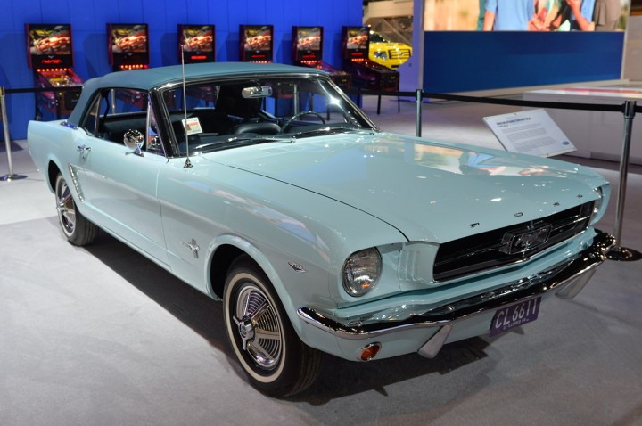 What Is The First Year Of The Ford Mustang