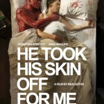 Love is Sticky: He Took His Skin Off for Me (Warning: Blood)
