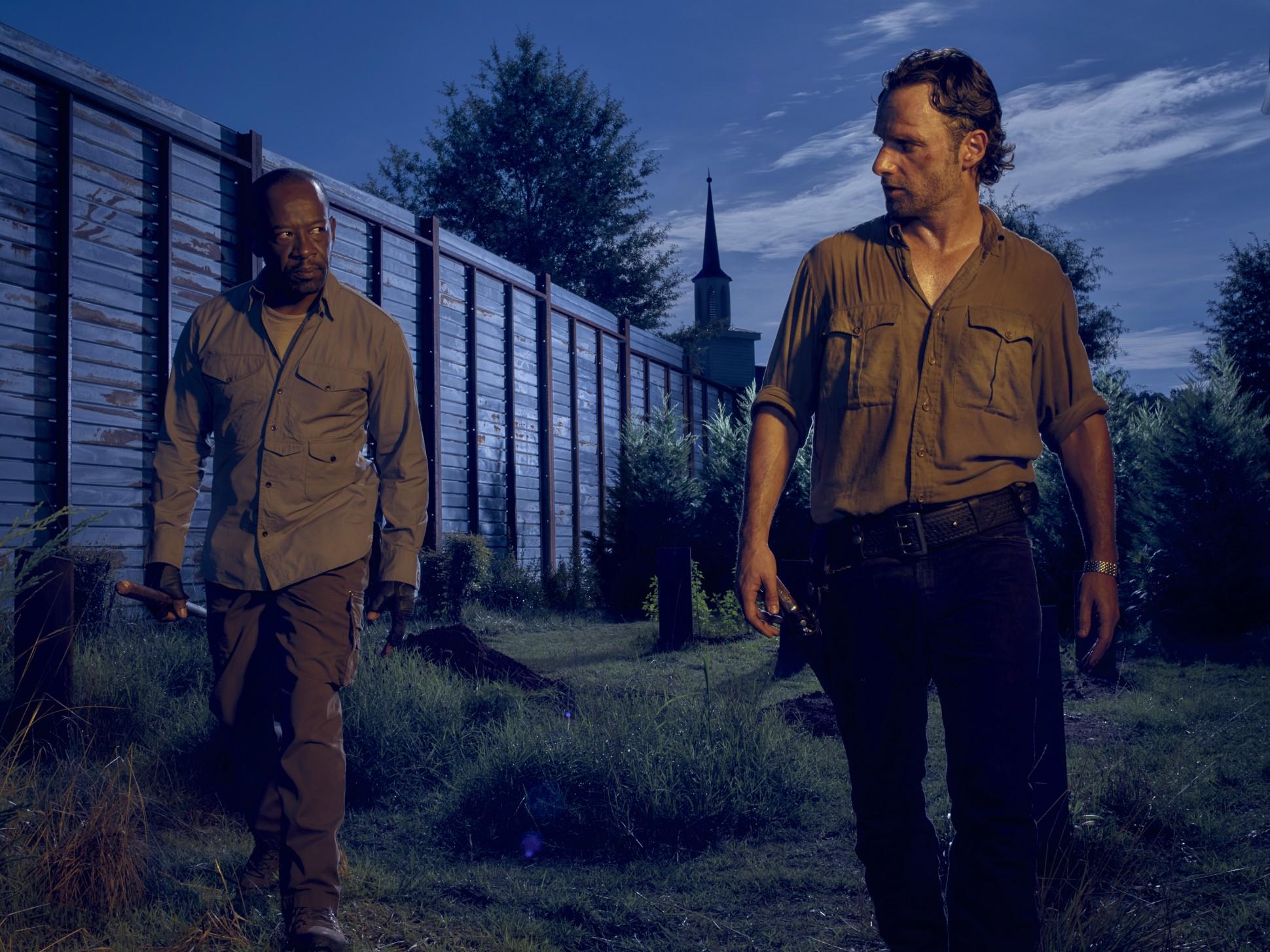 Rick & Morgan