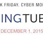 After Cyber Monday Comes Giving Tuesday – Why Philanthropy is in Fashion