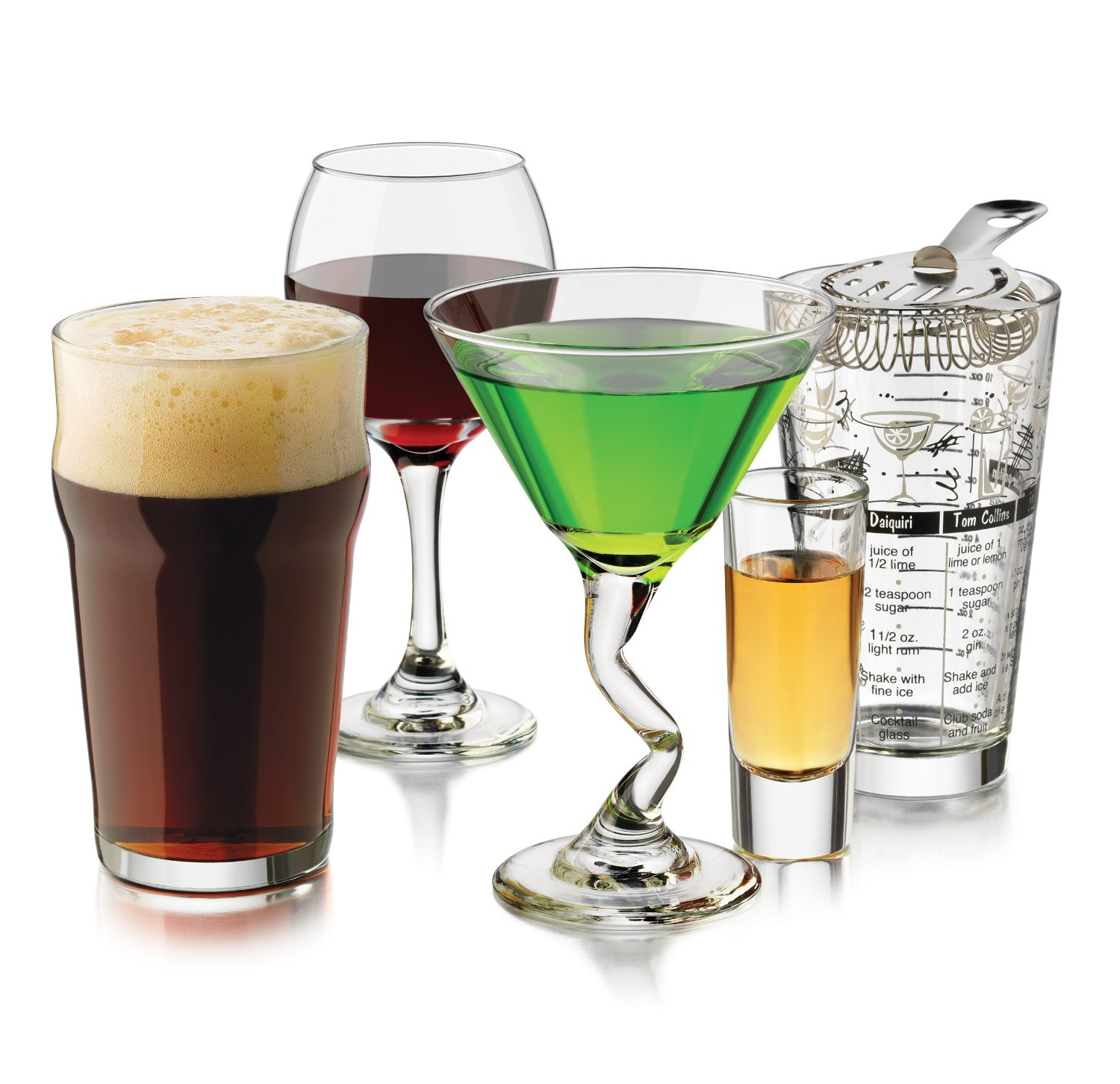 Want the Perfect Home Bar? Make Sure to Have These Essentials ...