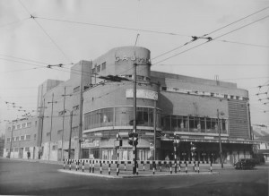 The gaumont theater