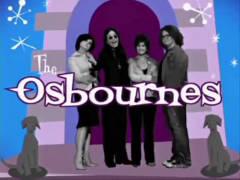 the osbournes show