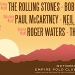 Desert Trip Music Festival Adds a Second Weekend
