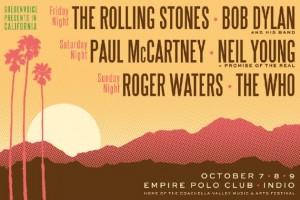desert trip music festival lineup