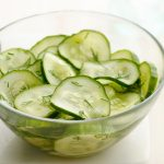 The Perfect Cucumber Salad for the Summer