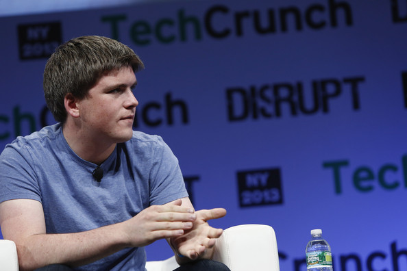 John Collison Forbes Youngest Millionaire