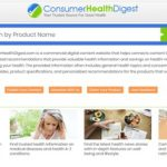 Consumer Health Digest Review – Source of Valuable Information