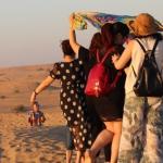 Enjoy the Desert Camping in Jaisalmer of Rajasthan